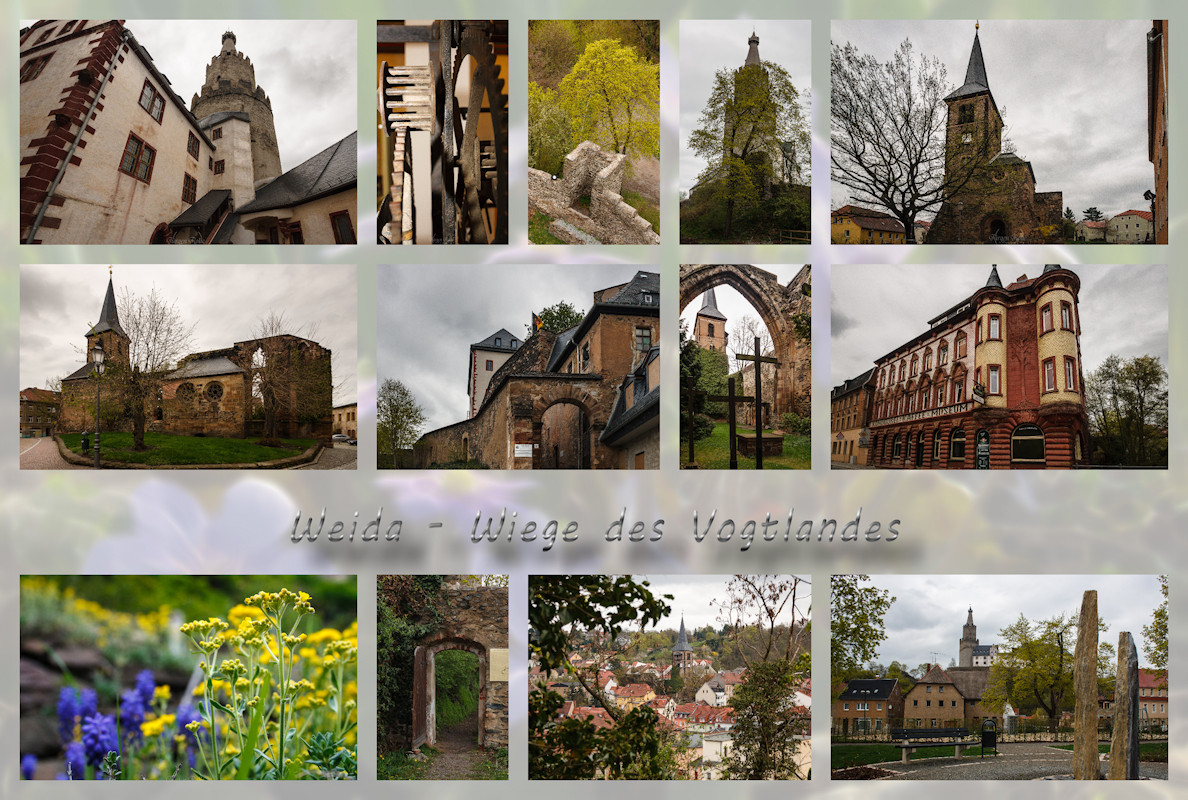 Collage Weida